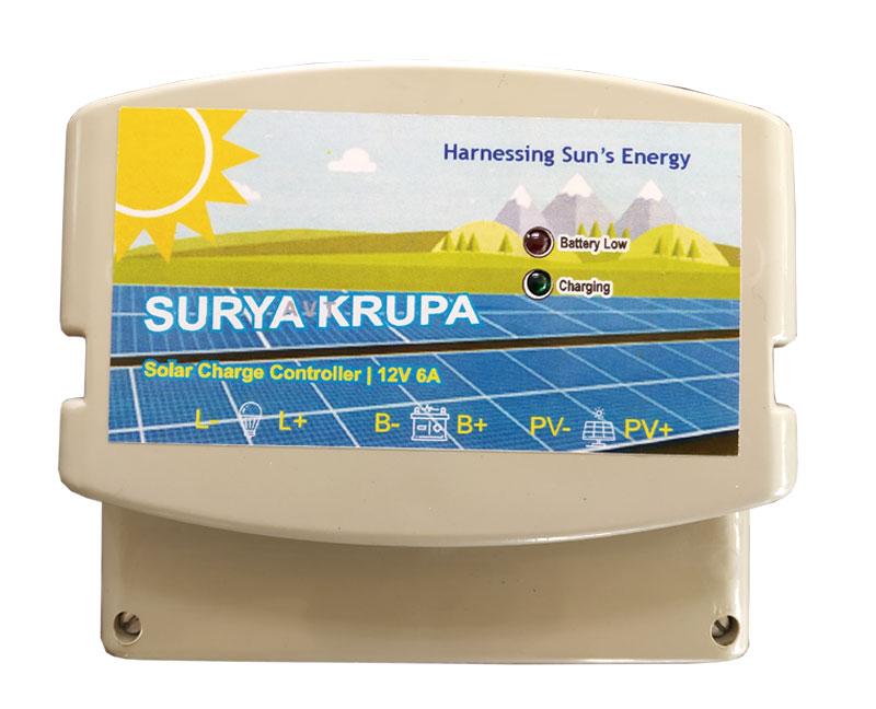 Surya-KrupaSolar Charge Controller 5v