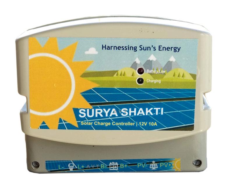 Surya Shakti Solar Charge Controller 10A
